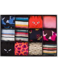 Paul Smith - Socks Gift Box - Lyst
