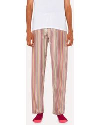 Paul Smith - Signature Stripe Pyjama Bottoms - Lyst