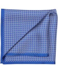 Perry Ellis - Circle Neat Pocket Square - Lyst