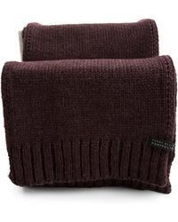 Perry Ellis - Chunky Knit Scarf - Lyst