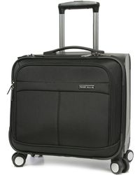 Perry Ellis - 8 Wheel Spinning Mobile Office Tote - Lyst