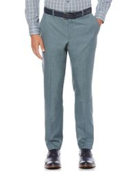 Perry Ellis - Slim Subtle Heathered Suit Pant - Lyst
