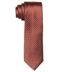 Perry Ellis | Downed Neat Tie | Lyst
