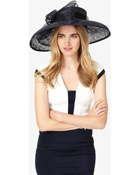 Phase Eight | Jennifer Bow Hat | Lyst