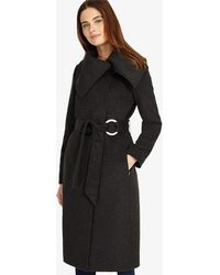 Phase Eight - Aisha Metal Ring Coat - Lyst