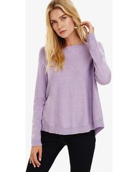 Phase Eight - Terza Swing Knitted Jumper - Lyst