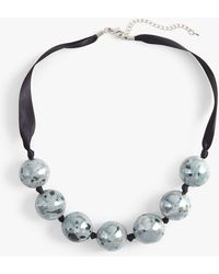 Phase Eight - Briony Pattern Bead Necklace - Lyst