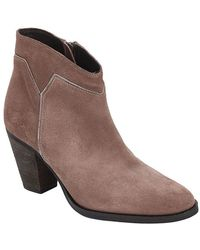Phase Eight - Amber Suede Boots - Lyst