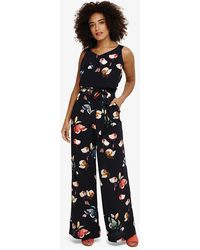 Phase Eight - Berdina Floral Jumpsuit - Lyst