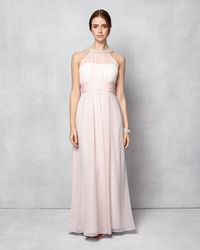 Phase Eight - Peyton Beaded Full Length Dress - Lyst