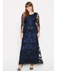 Studio 8 - Jenna Tapework Maxi Dress - Lyst