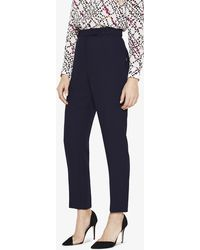 Phase Eight - Isabella Straight City Suit Trousers - Lyst