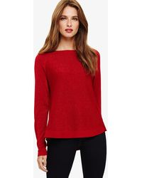 Phase Eight - Terza Shimmer Swing Knit - Lyst