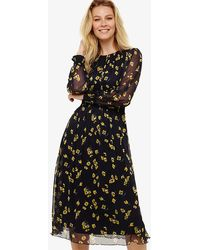 Phase Eight - Livi Ditsy Print Dress - Lyst