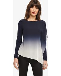Phase Eight - Camille Ombre Top - Lyst