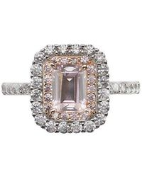 Phase Eight - Cubic Zirconia Statement Ring - Lyst