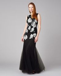 Phase Eight - Aude Tulle Full Length Dress - Lyst