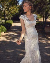Phase Eight - Maegen Lace Bridal Dress - Lyst
