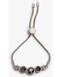 Phase Eight - Peyton Swarovski Stone Toggle Bracelet - Lyst