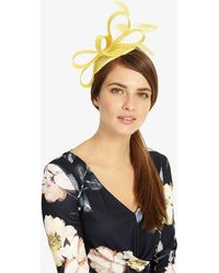 Phase Eight - Anna Feather And Bow Fascinator - Lyst