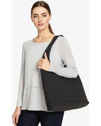 Phase Eight - Weave Hobo Bag - Lyst