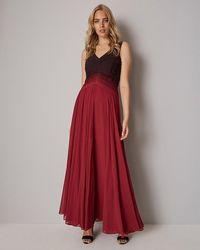 Phase Eight | Elfie Ombre Maxi Dress | Lyst