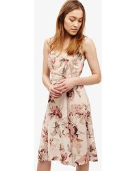 Phase Eight - Vivien Floral Printed Dress - Lyst