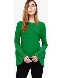 Phase Eight - Flori Bell Sleeve Knit Top - Lyst
