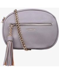 Phase Eight - Sophia Tassel Cross Body Bag - Lyst
