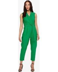 9ca5ddfe Phase Eight - Jade Felicia Wrap Jumpsuit - Lyst