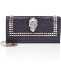 "Philipp Plein - Clutch ""love Life"" - Lyst"