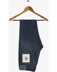 Paul Smith - Washed Jeans Dark Blue - Lyst