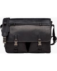 9476ee899c51a2 ... good prada crossbody camera bag prada messenger bag lyst f1d0c a089c