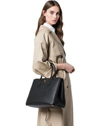 1408661314cc Prada - Galleria Large Saffiano Leather Bag - Lyst