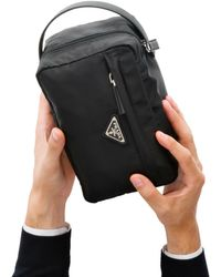 3791034dec21 Prada Golf Bag in Black for Men - Lyst