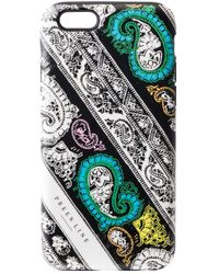 Preen By Thornton Bregazzi - Iphone Case Paisley Panel - Lyst