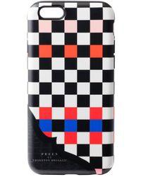 Preen By Thornton Bregazzi | Iphone Case Checkerboard | Lyst