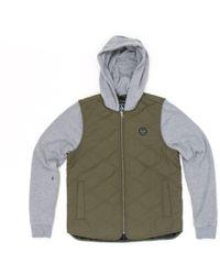 Volcom - Buster Puffer Jacket - Lyst