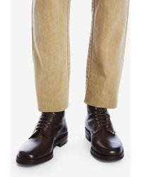 Private White V.c. - Eden Veldtschoen Leather Boots - Lyst
