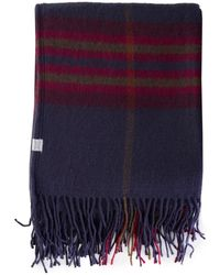 Joules - Classic Large Wrap Scarf - Lyst