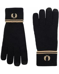 Fred Perry - Tipped Gloves - Lyst