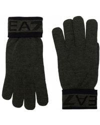 EA7 - Train Visibility Gloves - Lyst