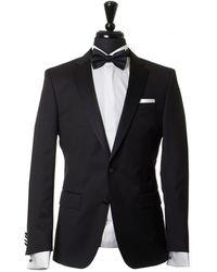 2f29f34df BOSS - Business Hence Cyl Jacket - Lyst. BOSS. Business Hence Cyl Jacket.  £449. Psyche · BOSS - Blue Hayes Slim-fit Super 120s Virgin Wool ...