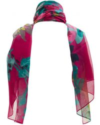 Joules | Soft Striped Scarf | Lyst