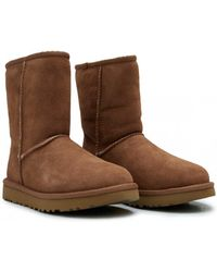 UGG - New Classic Short Shearling Boots - Lyst