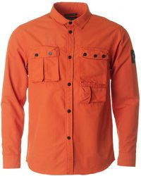Marshall Artist - 60 40 Hiking Shirt - Lyst