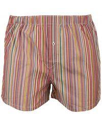 Paul Smith - Multi Striped Boxer Shorts - Lyst