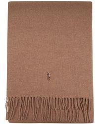 Polo Ralph Lauren - Signature Wool Scarf - Lyst