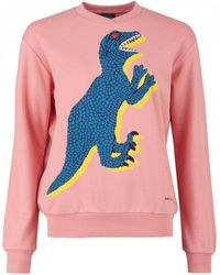 PS by Paul Smith - Dino Print Sweatshirt - Lyst