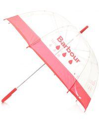 Barbour - Raindrop Umbrella - Lyst